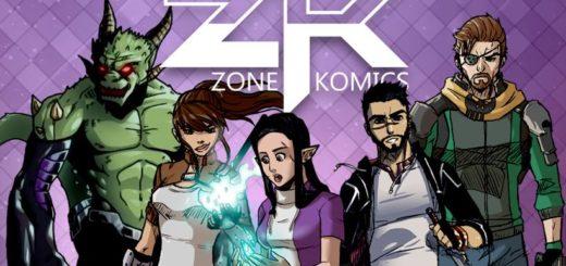 Zone Komics Diogo Mané