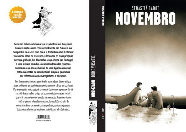 Novelas Gráficas 12 - Novembro