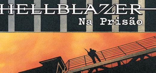 Hellblazer, na Prisão