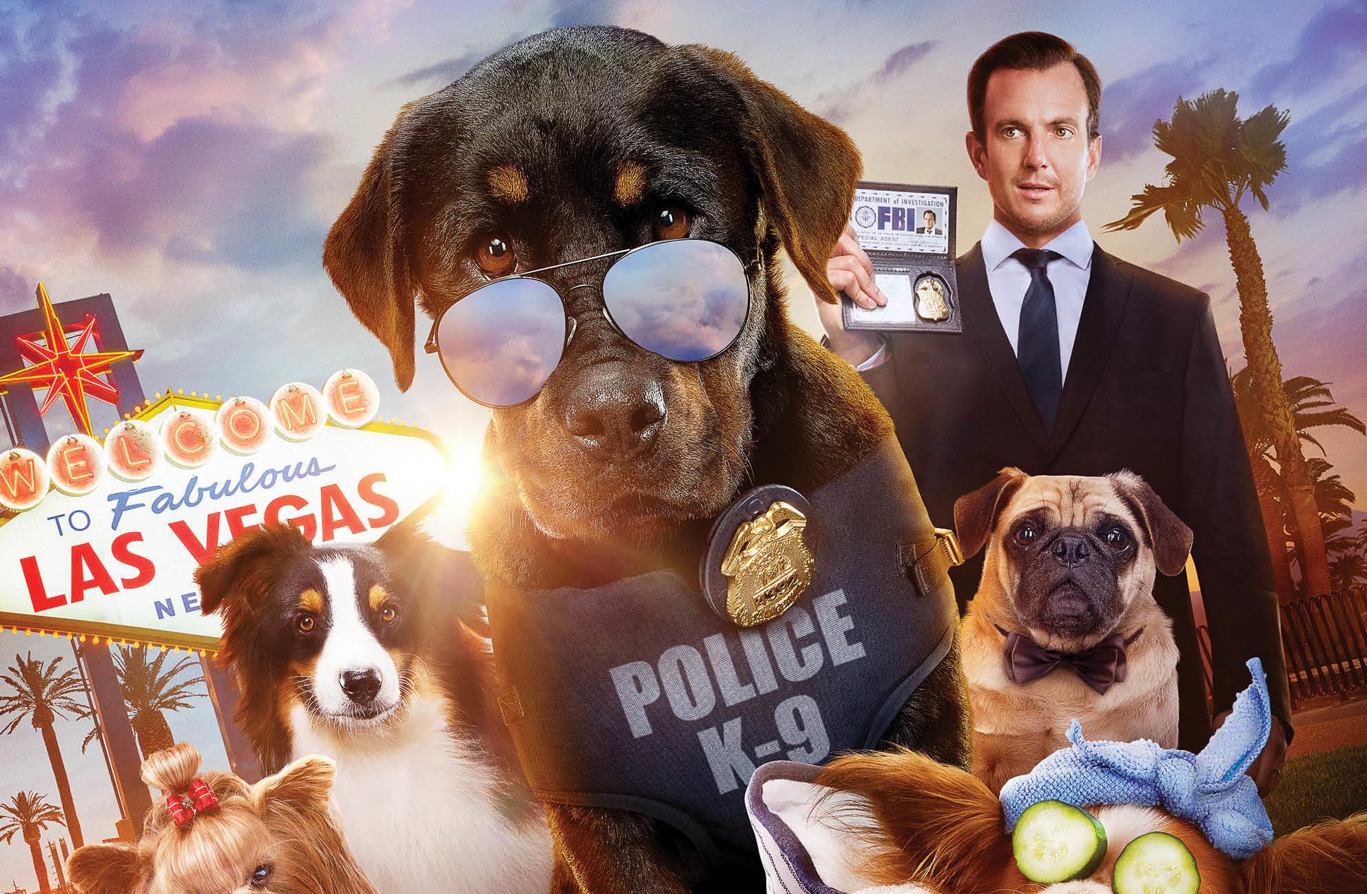 Cães à Solta (2018)