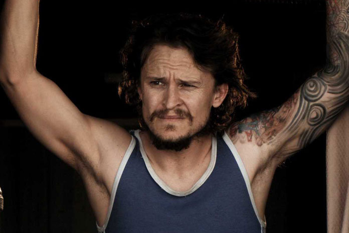 Damon Herriman Quentin Tarantino Mindhunter once upon a time