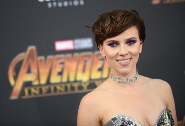 Scarlett Johansson lidera atrizes mais bem pagas de 2018