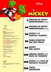 Mickey #8 já nas bancas!