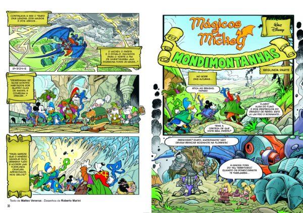 MÁGICOS DE MICKEY MONDIMONTANHAS PARTE 2