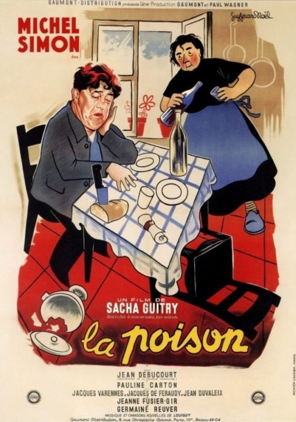 Veneno (La Poison) de Sacha Guiltry