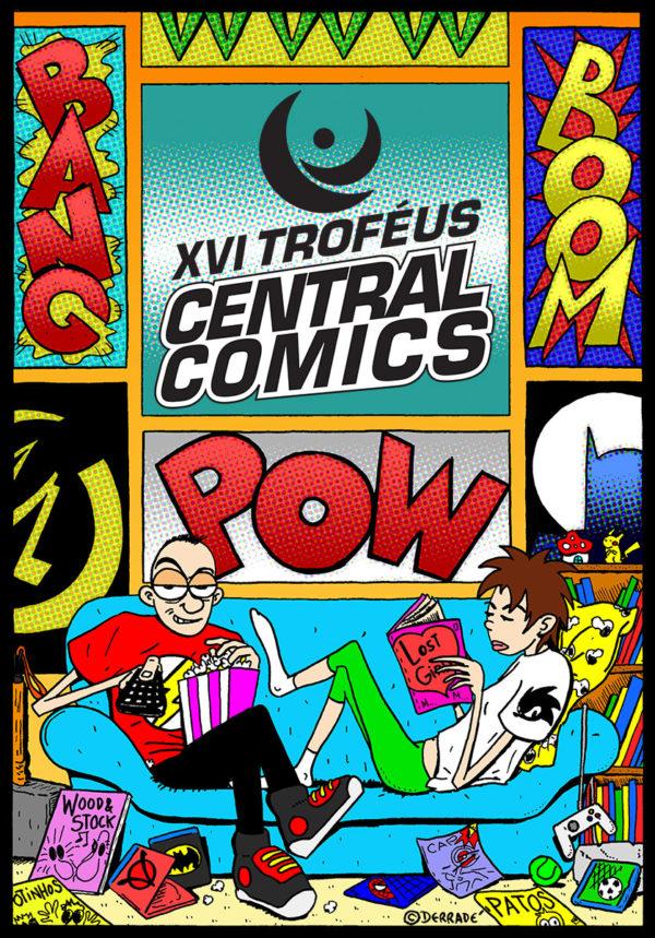 XVI Troféus Central Comics