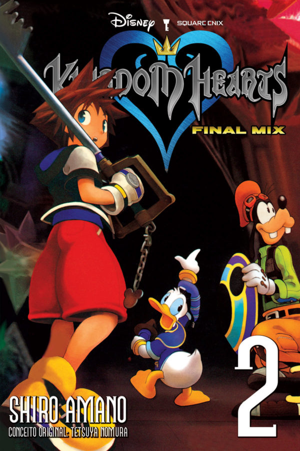 Kingdom Hearts vol. 2
