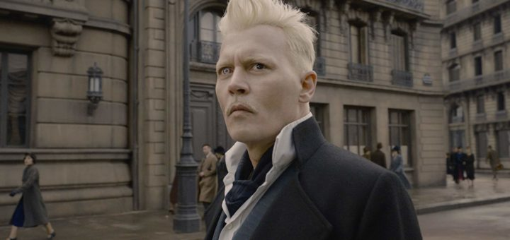 johnny depp Monstros Fantásticos: Os Crimes de Grindelwald