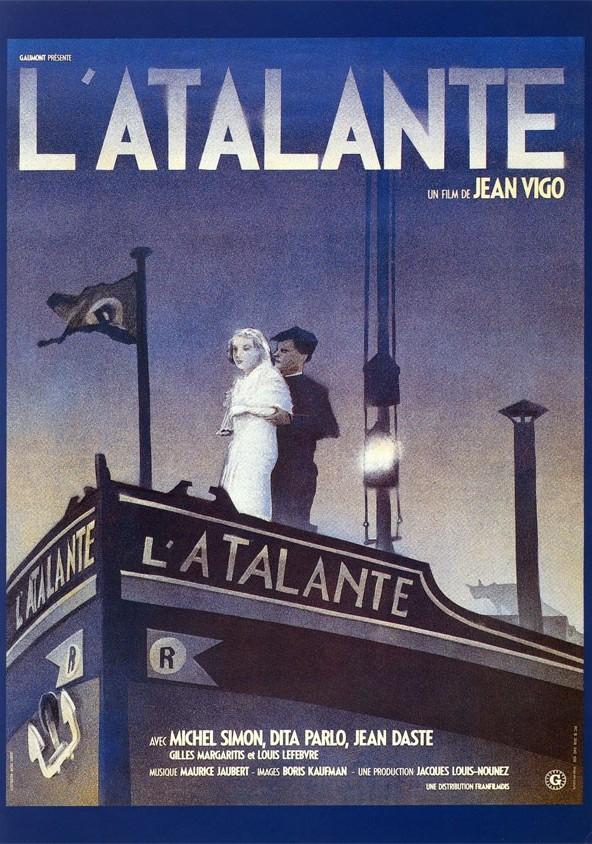 O Atalante (L'Atalante) de Jean Vigo