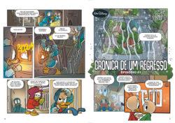 CRÓNICA DE UM REGRESSO EPISÓDIO #1