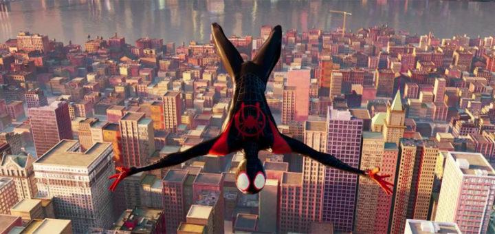 Homem-Aranha: No Universo Aranha (2018)