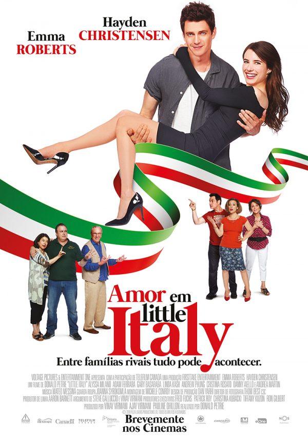 AMOR EM LITTLE ITALY – LITTLE ITALY
