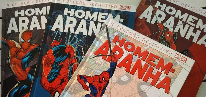 Coleção Definitiva do Homem-Aranha