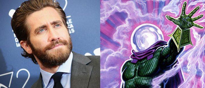 Jake Gyllenhaal - mysterio