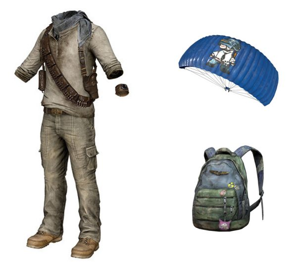 PUBG_PlayStationExclusiveItems