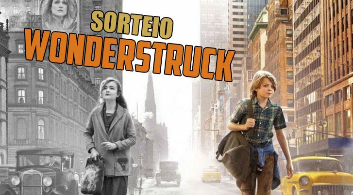 Wonderstruck - O Museu das Maravilhas, de Brian Selznick