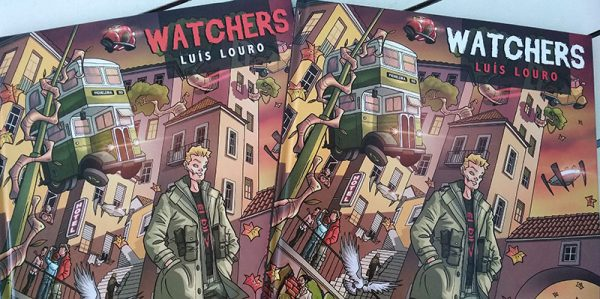 watchers de Luís Louro