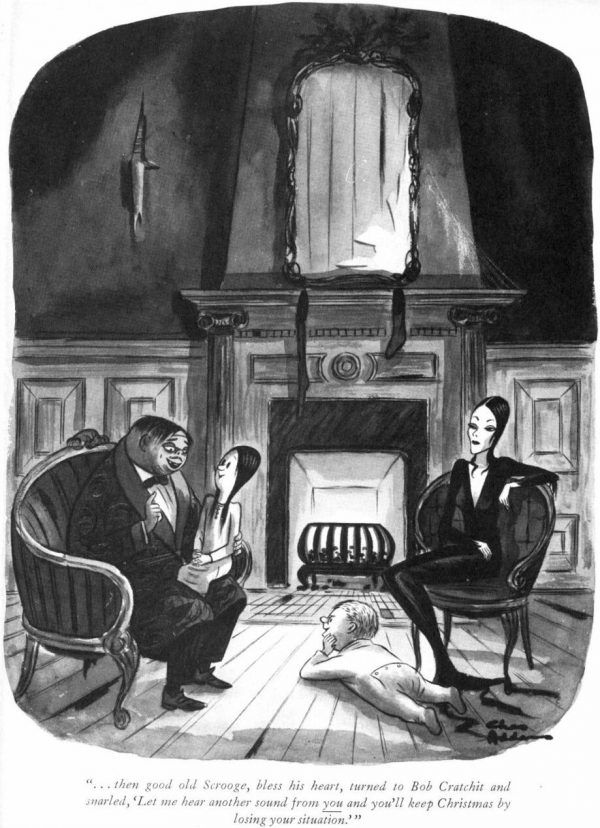 Addams Family, de Charles Addams