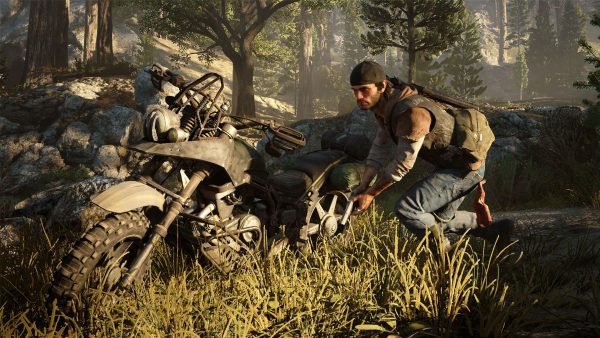 Days Gone, PS4