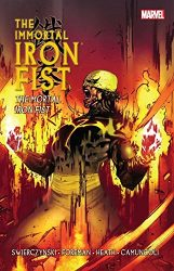 Imortal Punho de Ferro vol. 4: O Punho de Ferro Mortal