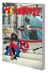 Ms. Marvel vol. 2: Geração Perdida