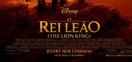 Novo poster rei leão