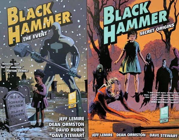 Black Hammer da Levoir