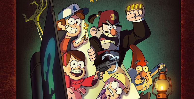 Gravity Falls - Lendas Perdidas