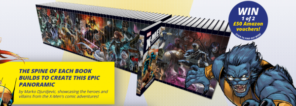 X-Men The Essential Collection
