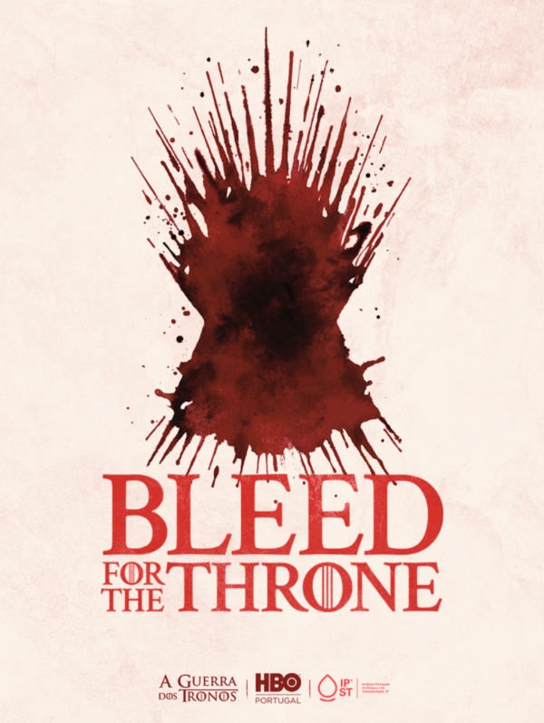bleed for the throne