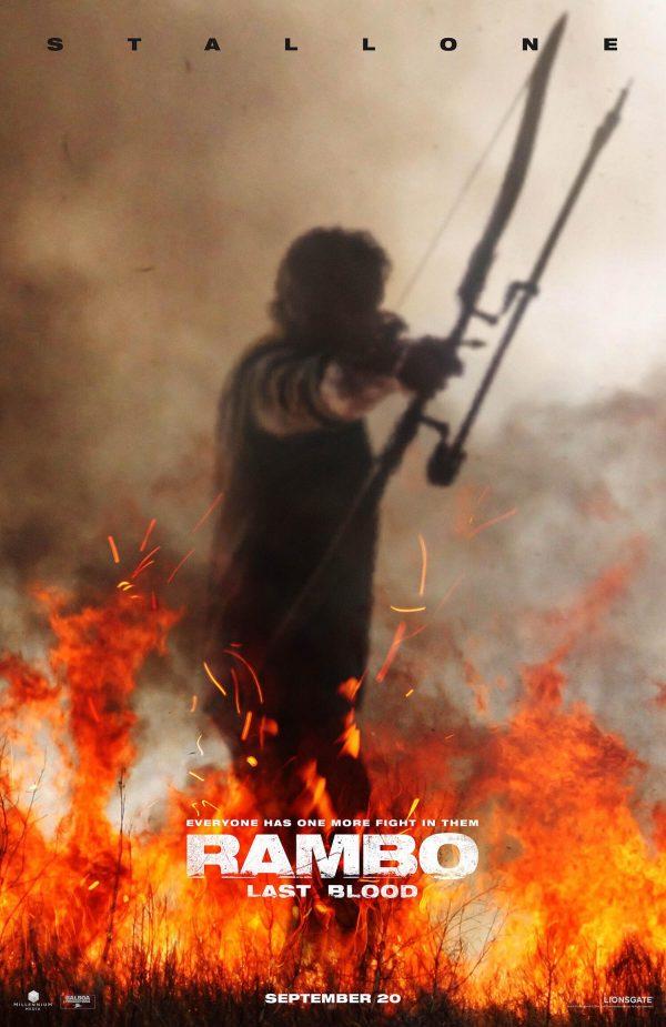 Rambo V: Last Blood  - Central Comics