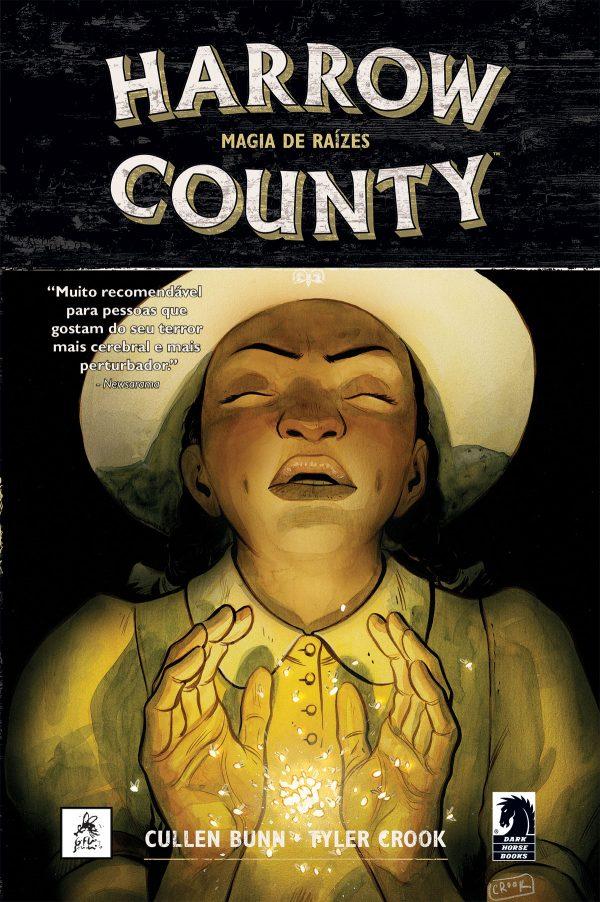Harrow County vol. 6 - Magia de Raízes