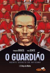 O Guardião, Agente Secreto do Vaticano Vol 1: O Anjo de Malta