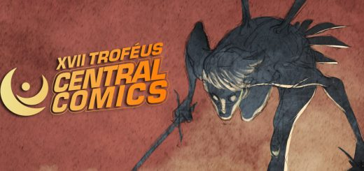 XVII Troféus Central Comics