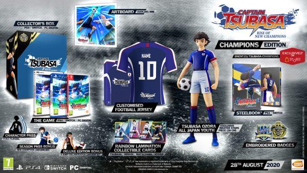 Champions Edition - Captain Tsubasa