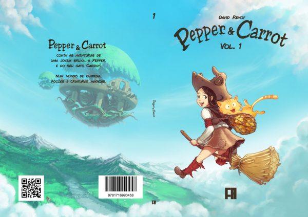 PEPPER E CARROT - VOLUME 1