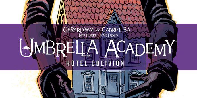 UMBRELLA ACADEMY 3 HOTEL OBLIVION