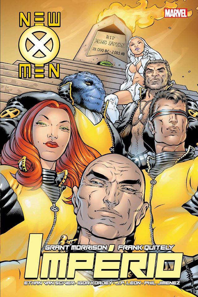Novos X-Men vol. 2 (de 4): Império