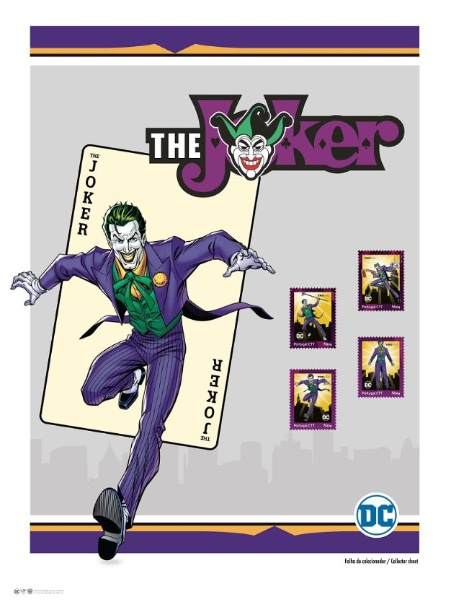 Selos CTT Joker