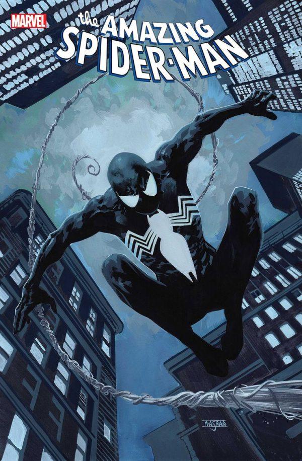 Amazing Spider-Man Capa de Mahmud Asrar