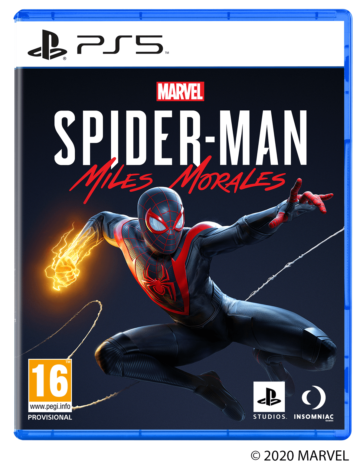 Marvels's Spider-Man Miles Morales - Playstation 5