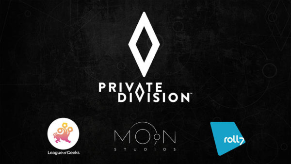 Private Division e empresas unidas