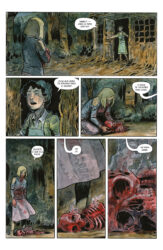HARROW COUNTY volume 8: Um Último Regresso