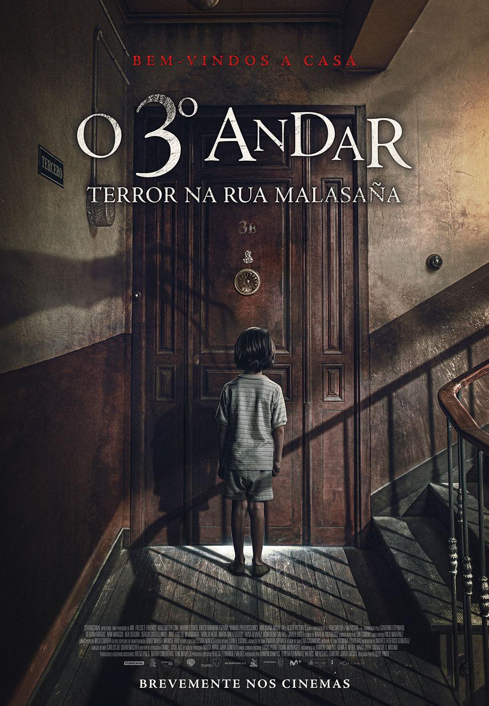 O 3º ANDAR - TERROR NA RUA MALASAÑA