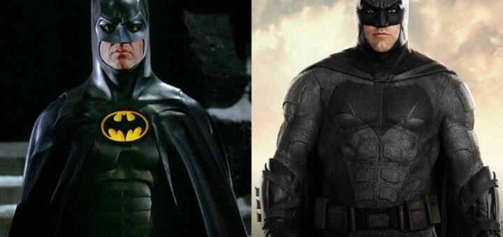 Ben Affleck e Michael Keaton regressam como Batman
