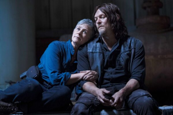 Daryl e Carol