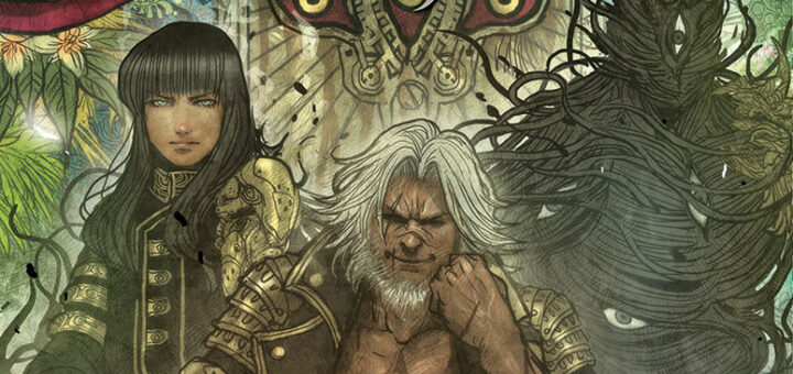Monstress 4 Os Escolhidos