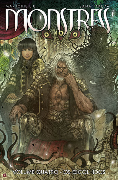 Monstress Vol. 4 - Os Escolhidos