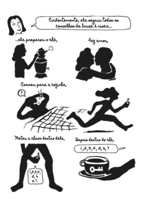 Bordados, Marjane Satrapi