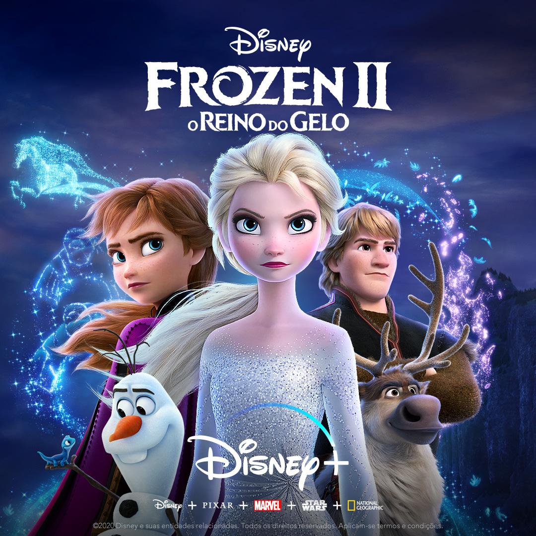 Frozen 2: O Reino do Gelo